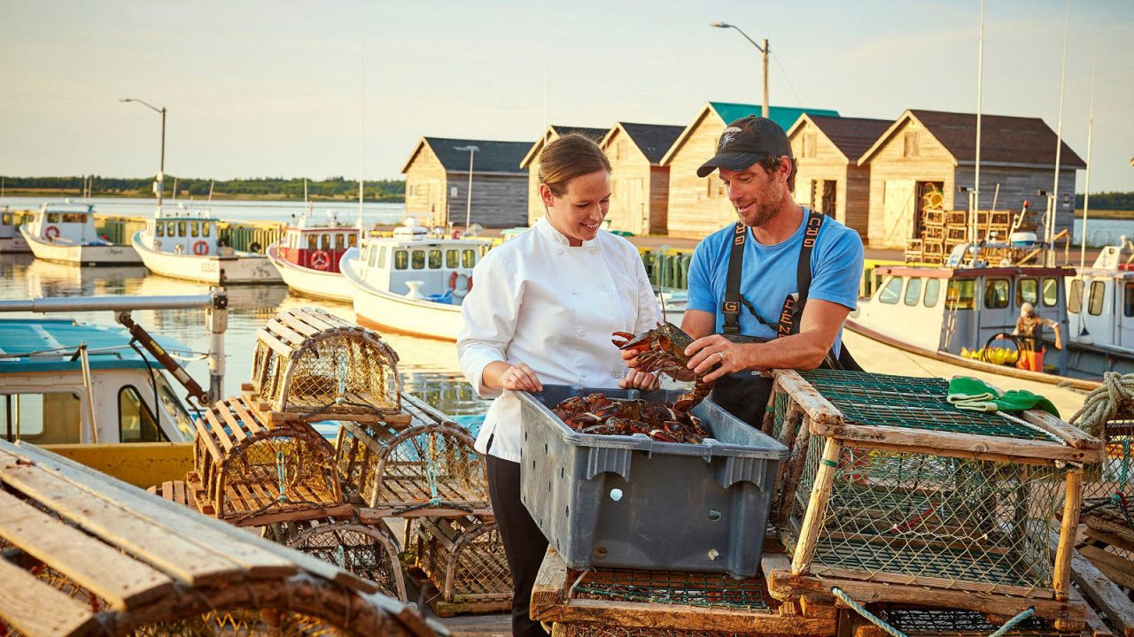The PEI Advantage, Chef and Fisher